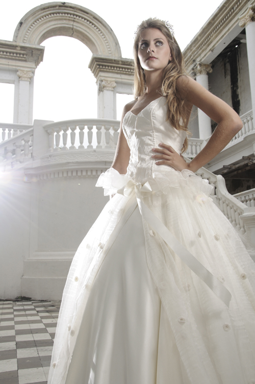 diana martinez novias alta costura colección novias 2010